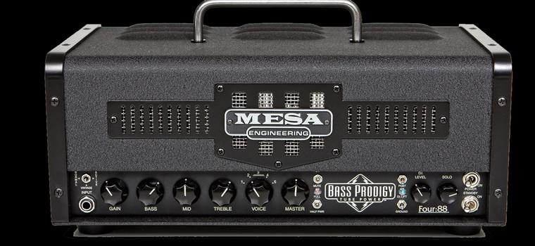MESA /BOOGIE BASS PRODIGY STRATEGY FOUR:88 TUBE BASS HEAD Guitar World AUSTRALIA PH 07 55962588