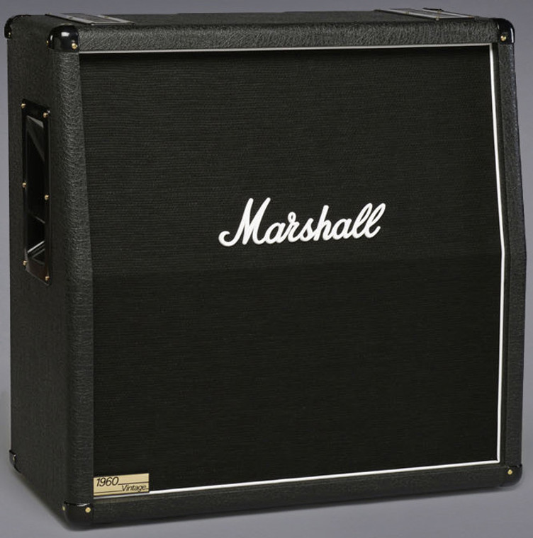 Marshall 1960AV CABINET WITH VINTAGE 30'S Guitar World AUSTRALIA PH 07 55962588