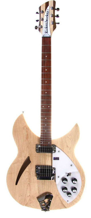 Rickenbacker 330 Semi-Hollow Body Electric Guitar Mapleglo Guitar World Australia Ph 07 55962588