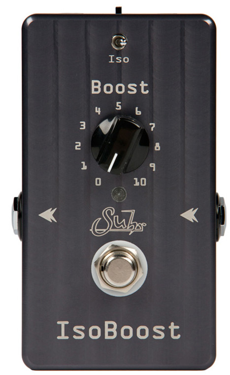 SUHR ISO BOOST PEDAL Guitar World AUSTRALIA PH 07 55962588