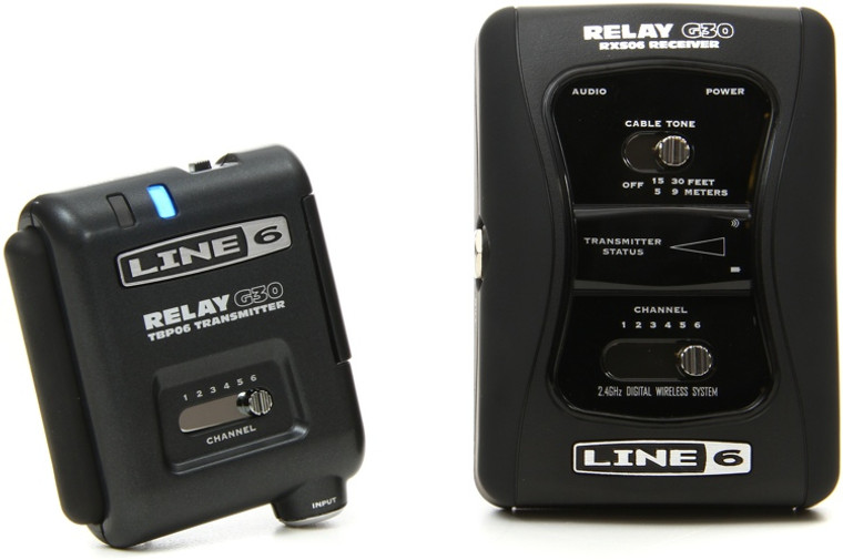 Line 6 Relay G30 - Guitar Wireless System