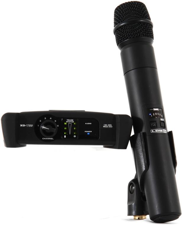 Line 6 XD-V35 - Handheld System