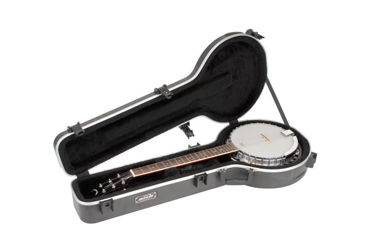 SKB 1SKB-52 Universal 6-String Banjo Case