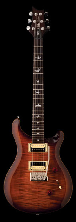PRS SE Custom 24 - Tobacco Sunburst - Paul Reed Smith