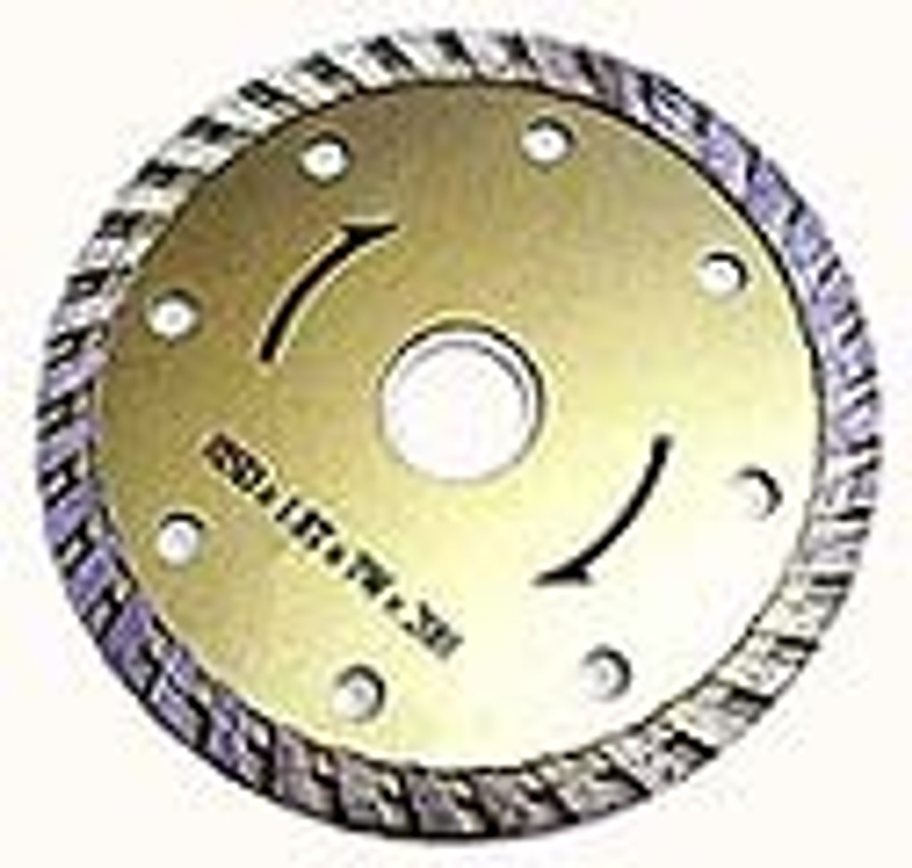 4 inch Diamond Wet Or Dry Cutting Blade