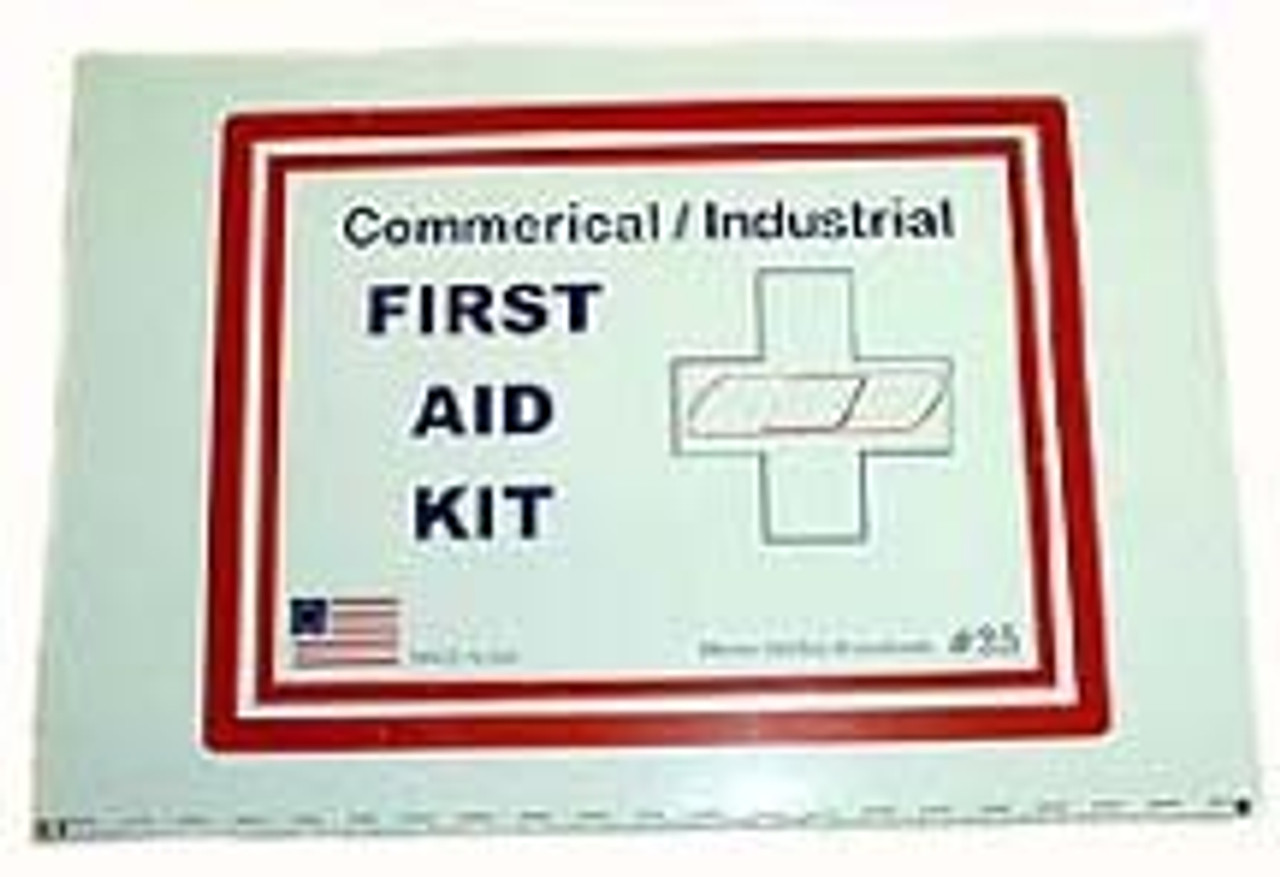 25 Person First Aid Emergency Kit