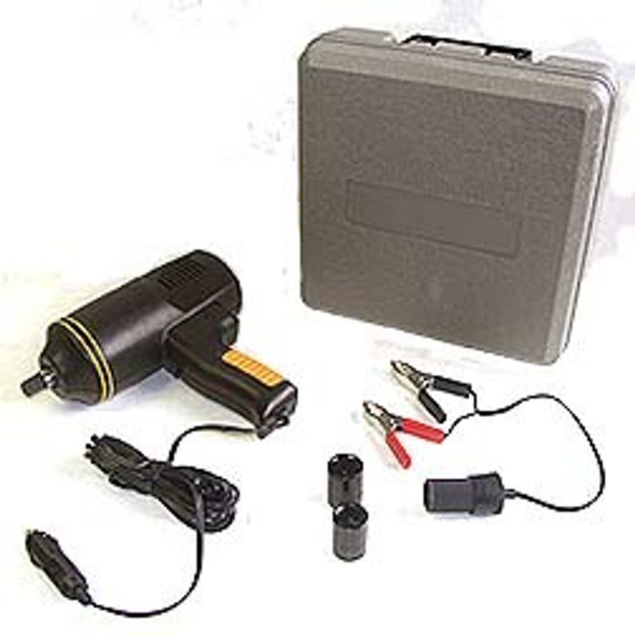 1/2 inch 12 Volt Impact Wrench Kit