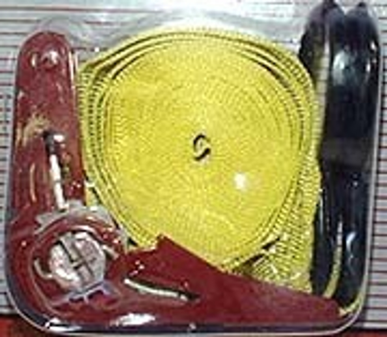 1 in. x 15 ft. Ratchet Tie Down - Heavy Duty