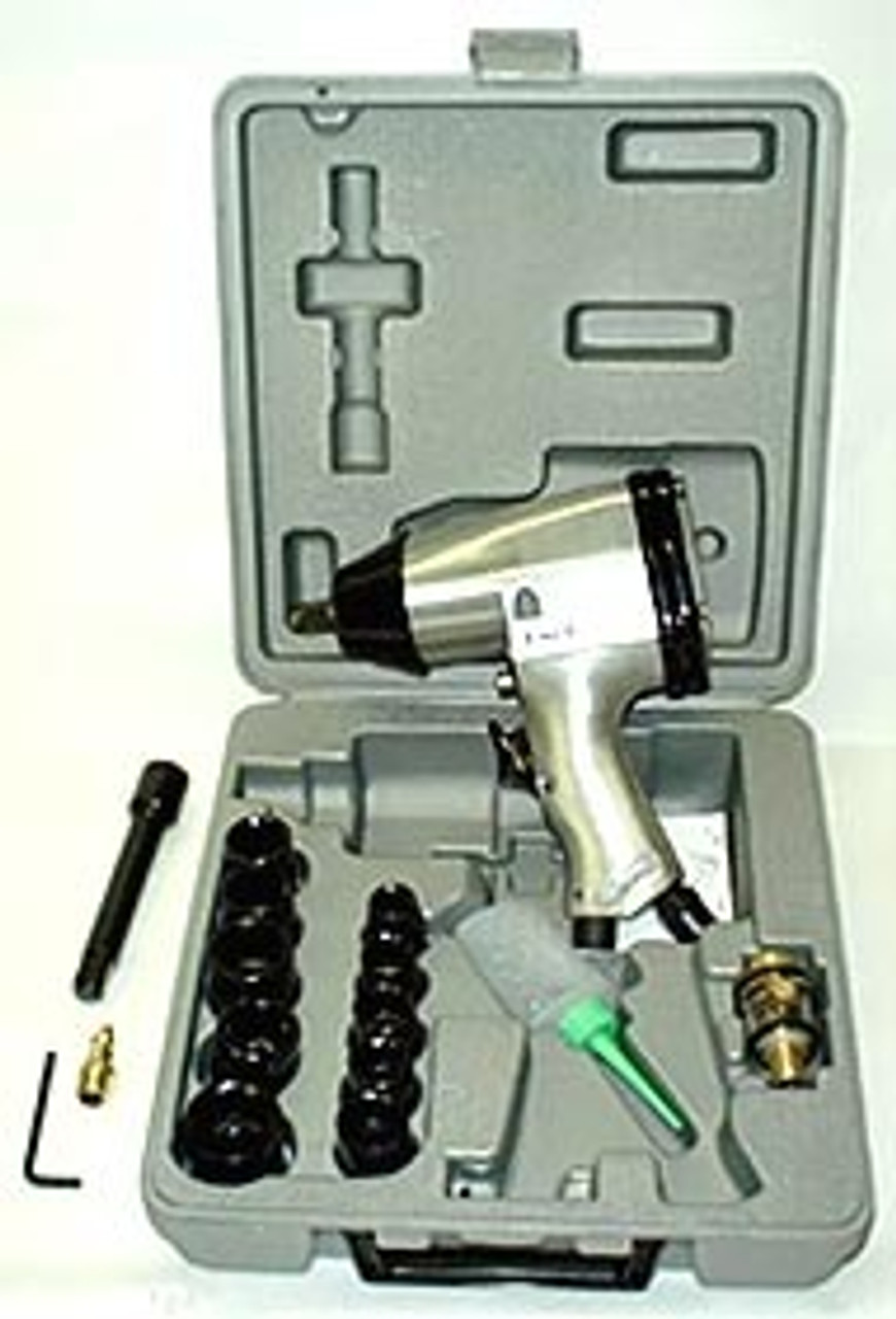 1/2 inch Air Impact Wrench Kit