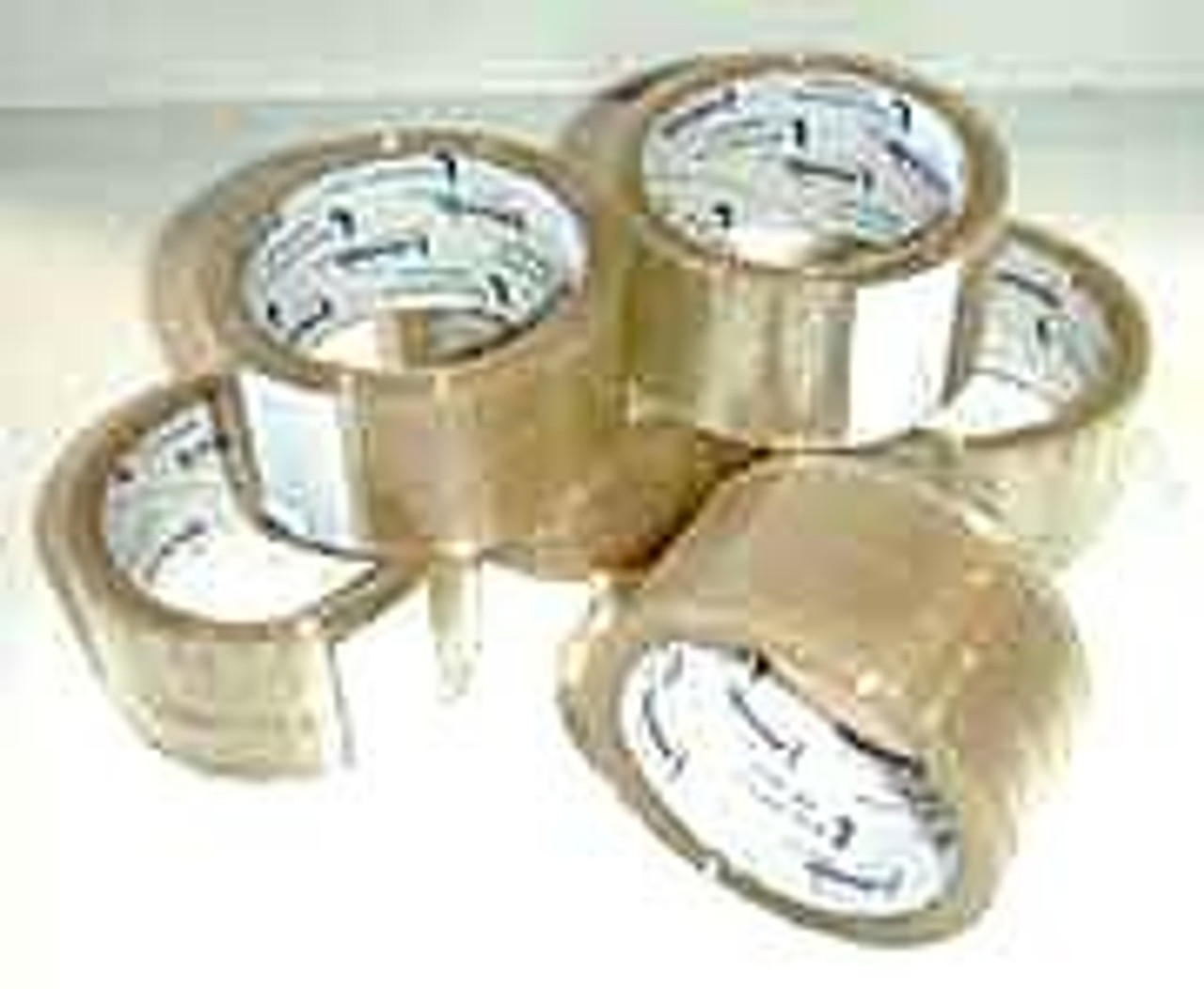 6 Pc Clear Packing Tape