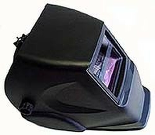 Welding Helmet - Auto Darkening - Solar Cell Power