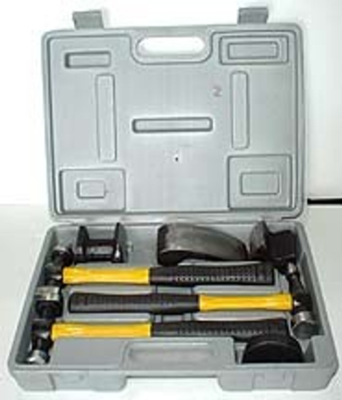 7 Pc Body Repair Kit w/ Case
