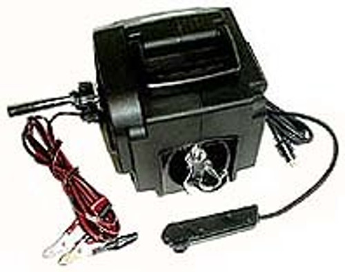 12 Volt Power Winch