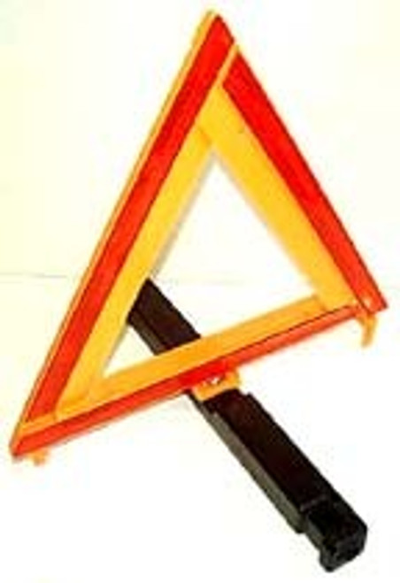 3 Pc Warning Triangle Flare Kit