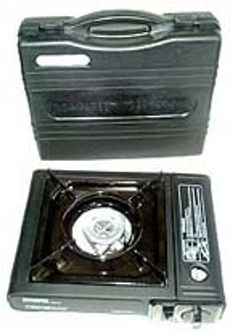 Portable Butane Gas Stove w/ Case