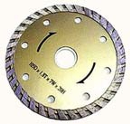 4-1/2 inch Diamond Wet Or Dry Cutting Blade
