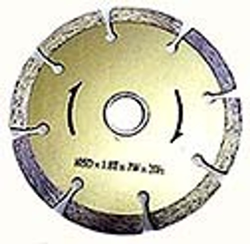 4 inch Diamond Dry Cutting Blade