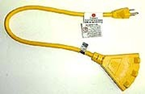 2 ft Extension Cord Adapter - TT