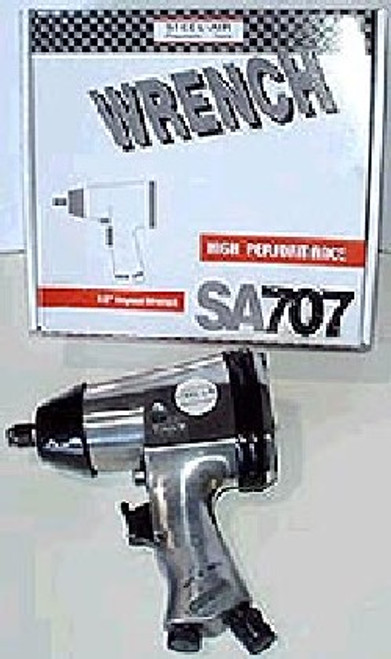 STEEL AIR 1/2 inch Air Impact Wrench #SA707