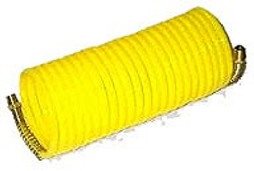 25 ft Air Recoil Hose - Plastic