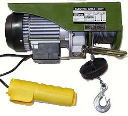 Electric Cable Hoist / Winch