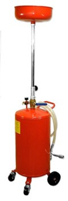 20 Gallon Portable Oil Drain