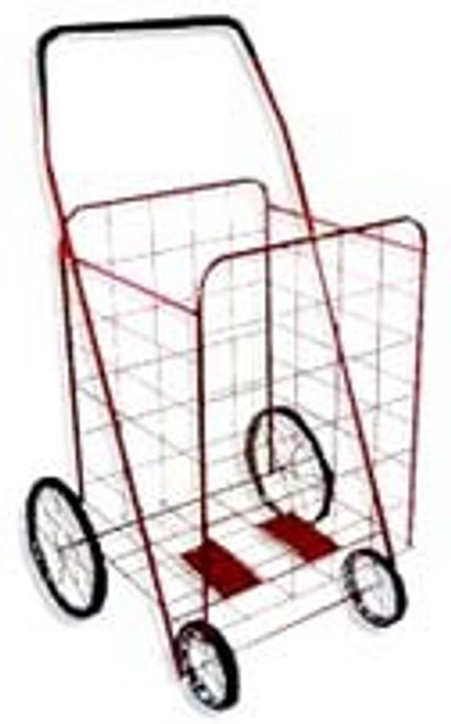 3 Pack Shopping Carts