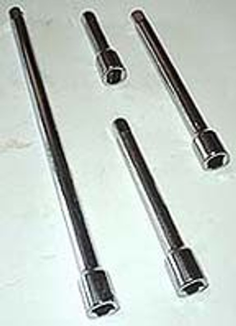 4 Pc 3/8 inch Extension Bar Set
