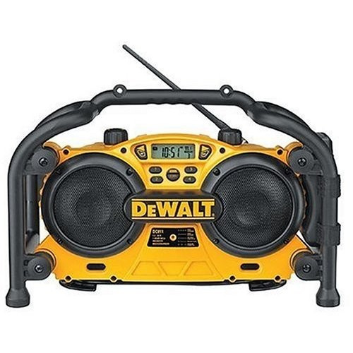 DEWALT Heavy Duty Worksite Radio Charger (DC011R)