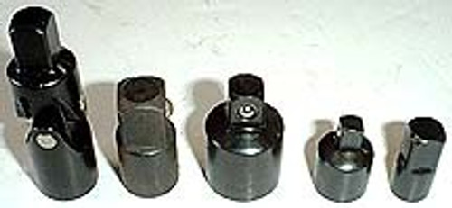 5 Pc Impact Reducer & Adapter Set