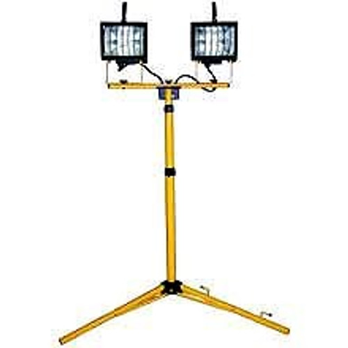 1000 Watt Standing Twin Head Work Light