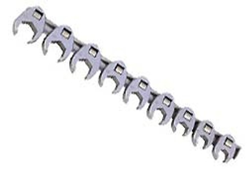 9 Pc Flare Nut Crowsfoot Wrench Set