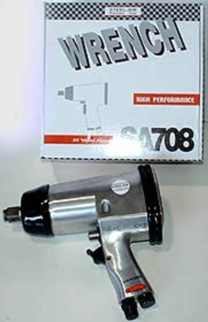 STEEL AIR 3/4 inch Air Impact Wrench #SA708