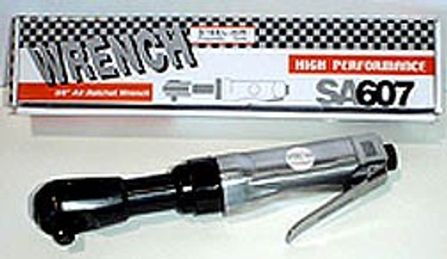 STEEL AIR 3/8 inch Air Ratchet Wrench #SA607