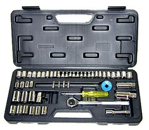 52 Pc Socket Set