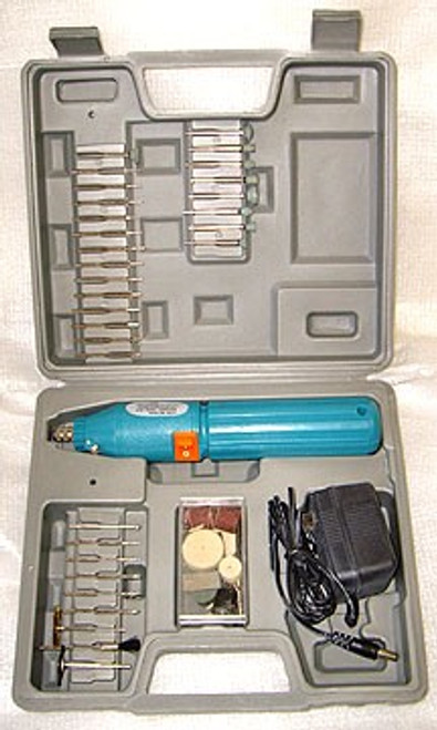 3.6 Volt 60 Pc Rotary Tool Kit