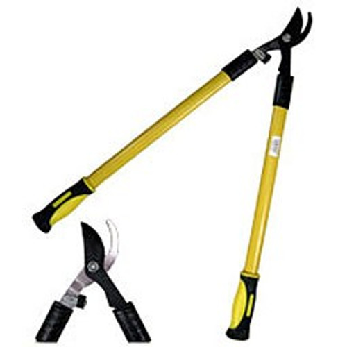 Lopping Shear w/ Rubber Grip Handle