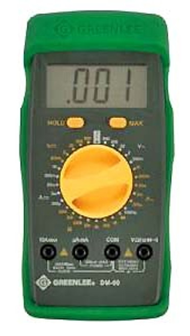 GREENLEE Digital Multimeter #DM-60