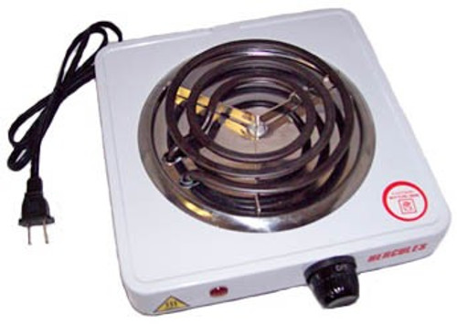 1000 Watt Electric Single Burner