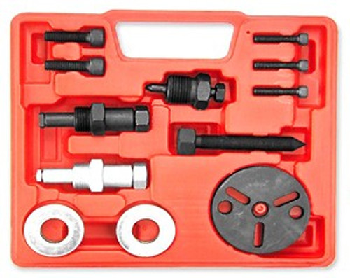Auto Air Conditioning Compressor Clutch Remover Kit