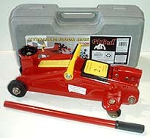 2 Ton Floor Jack w/ Case