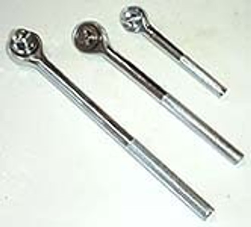 3 Pc Ratchet Handle Set