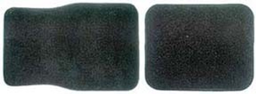 4 Pc Floor Mat Set