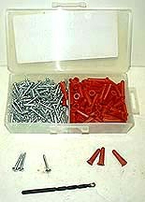 Plastic Anchor Assortment