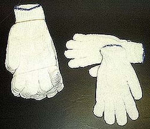 1 Dozen Pair Cotton Work Gloves