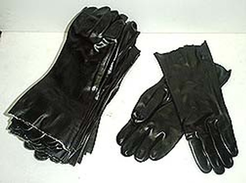 1 Dozen Pair Rubber Work Gloves