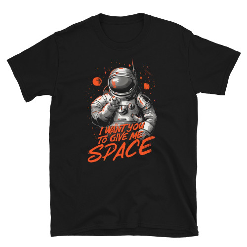I Want You To Give Me Space