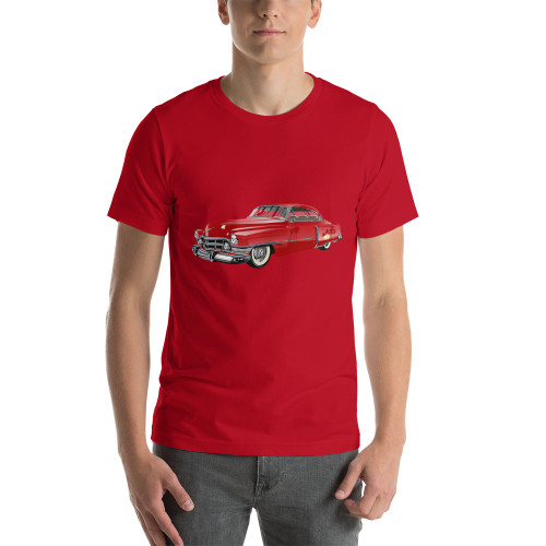 CADILLAC SERIES 61 RED