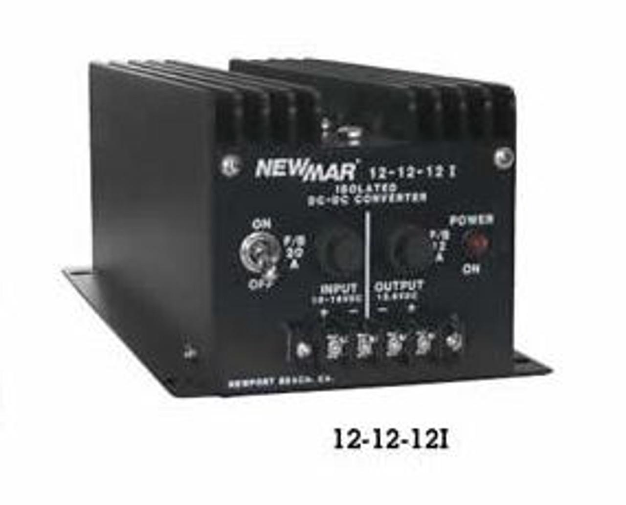 Newmar 12-12-6i 12 Volt 6 Amp Power Stabilizer
