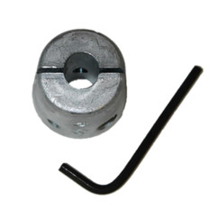 Ice Eater by The Power House Aluminum Anode - 1/2 Diamater - Fits All Models